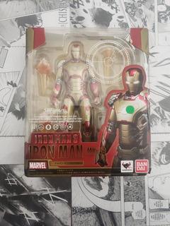 Iron Man Mk 42 Iron Man 3 Sh Figuarts