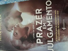 Livro Prazer Em Julgamento - Romance Nacional, Nina Muller