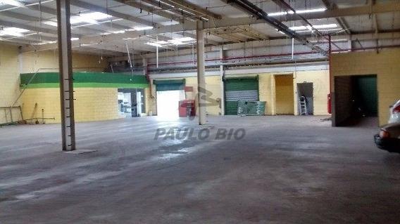 Salao / Galpao Comercial - Jardim Ana Maria - Ref: 4975 - V-4975