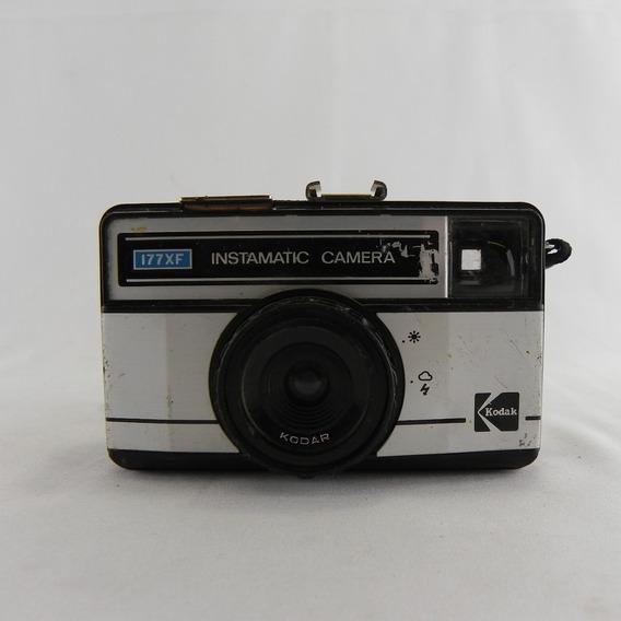 Câmera Analógica Kodak Instamatic 177xf - Usado C/ Defeito