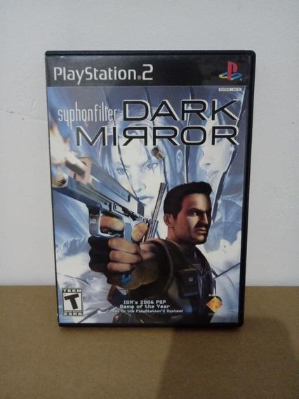 Syphonfilter Dark Mirror Sony Playstation 2