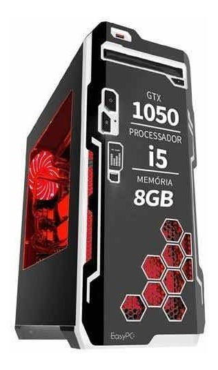 Pc Gamer Intel Core I5 1050ti 4gb 8gb De Ram 1tb Hd