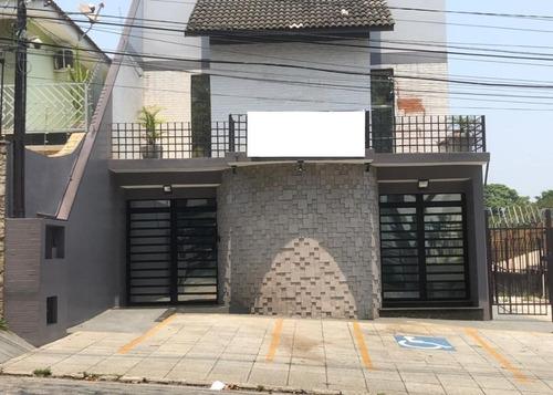 Prédio Para Alugar, 370 M² Por R$ 9.000,00/mês - Jardim Avelino - São Paulo/sp - Pr0354