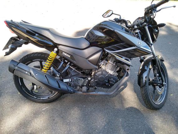Yamaha Ys 150 Fazer Sed Ubs 2016
