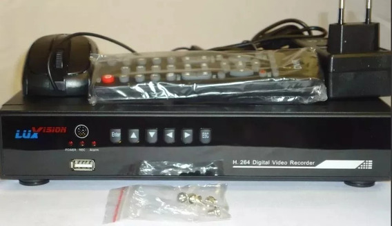 Dvr Stand Alone Luxvision 16ch