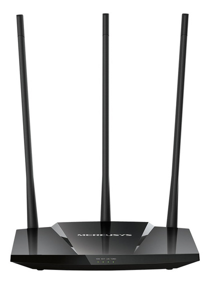 Roteador Wi-fi 3 Antenas 300mbps High Power Mw330hp Mercusys