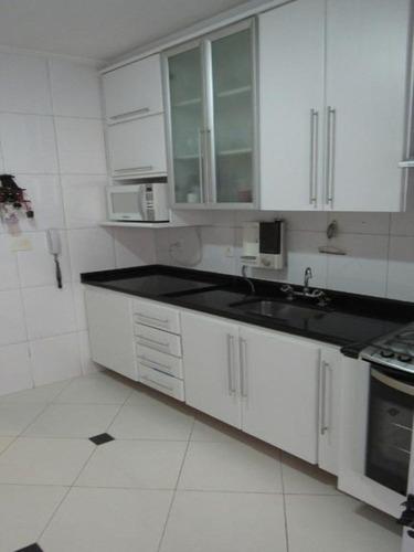 Apartamento Residencial À Venda, 115 M², Campestre, Santo André. - Ap0302 - 67855007