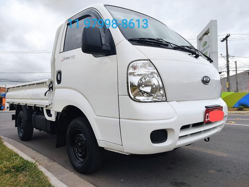 Imagem 1 de 15 de Kia Bongo 2011 2.5 Std 4x2 Rs Turbo C/ Carroceria 2p
