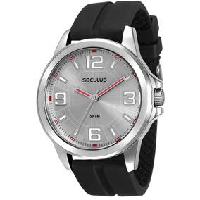 Relógio Seculus Masculino 28835g0svnu1.