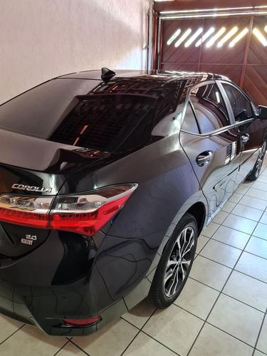 Imagem 1 de 9 de Toyota Corolla 2018 2.0 16v Xei Flex Multi-drive S 4p