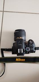 Nikon D5300 +objetiva 18-300mm
