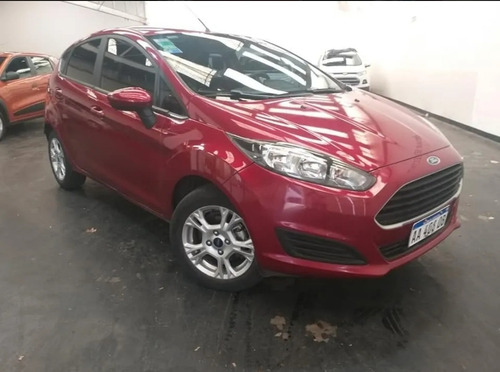 Ford Fiesta Kinetic Design 1.6 S Plus 120cv Impecable (fp)