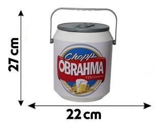 Personalizado Cooler Termico Cerveja Bebidas Gelada 10 Latas