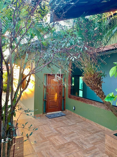Casa À Venda Em Loteamento Caminhos De São Conrado (sousas) - Ca003502