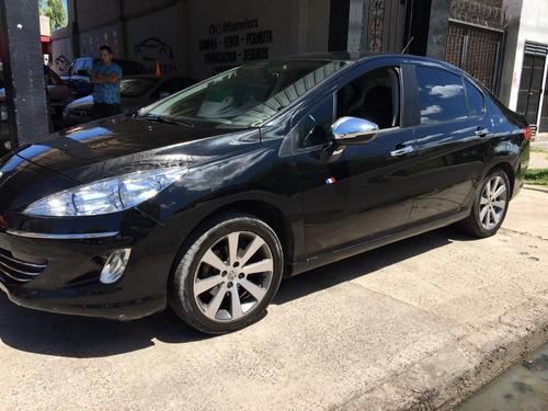 Peugeot 408 Mod11 Anticipo $800.000 + Cuotas Fijas