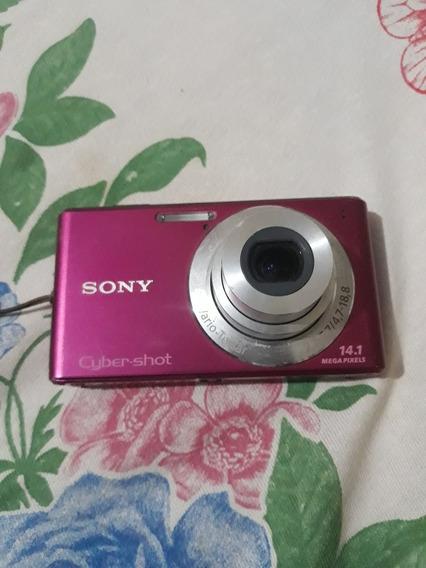 Câmera Sony 14.1 Mega Pixels Sem Bateria
