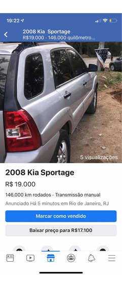Kia Sportage 2.0 Lx 4x2 5p 2008