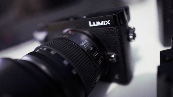 Panasonic Lumix Gx80/85 + Lente 14-45 / Sony Dji Drone A7iii