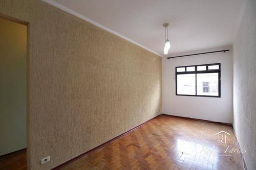 Imagem 1 de 25 de Apartamento Com 4 Dormitórios, 90 M² - Venda Por R$ 480.000,00 Ou Aluguel Por R$ 1.750,00/mês - Jaguaré - São Paulo/sp - Ap4958