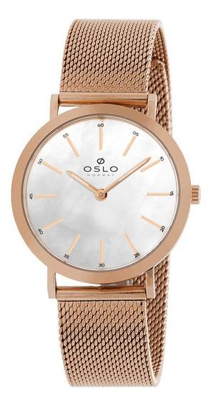 Relógio Oslo Feminino - Ofrsss9t0005 B1rx