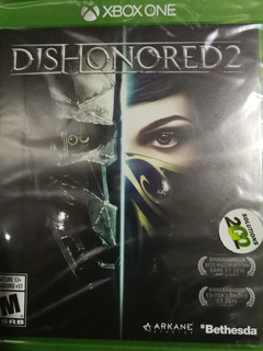 Juego Dishonored 2 Xbox One Nuevo Sellado