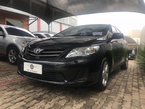 Toyota Corolla 1.8 Gli 2013/2014 Preto Flex