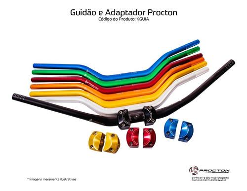 Guidão Procton Esportivo + Adaptador - Xj6 F