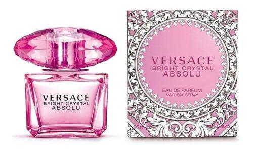 Imagen 1 de 4 de Versace Bright Crystal Abs 90ml Edp 100% Original