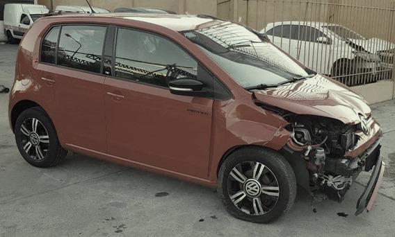 Volkswagen Up Todos Les Repuestos Usados (chocado)