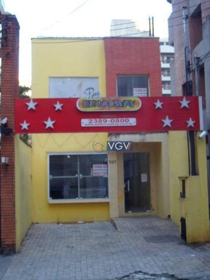 Casa Comercial À Venda, Jardim Paulista, São Paulo. - Ca0411