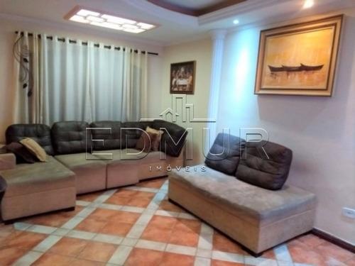 Sobrado - Parque Erasmo Assuncao - Ref: 22151 - V-22151