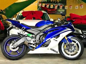 Yamaha Yzf R6 2010 - R6 2010 Azul - R6 Azul - Yamaha R6 - R6