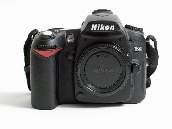 Camara Nikon D90 Reflex Profesional (solo Body) Oferta