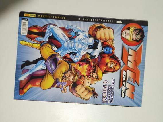 Coleção X-men Extra (panini) 1 Ao 144 + 136.1 (completa)