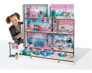 L.o.l Surprise Casa Para Muñecas Lol Surprise Original Lol.
