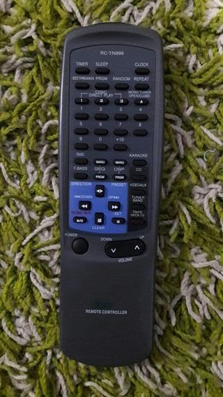 Controle Remoto Som Aiwa.. Nsx 999 /mk2....f9/f12/f15