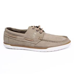 be178634e Sapato Dockside Masculino - Sapatos Bege no Mercado Livre Brasil