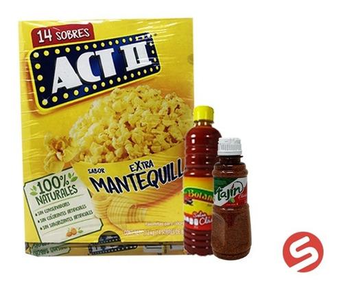 Imagen 1 de 1 de Paquete Act Il Picante Extra Mantequilla