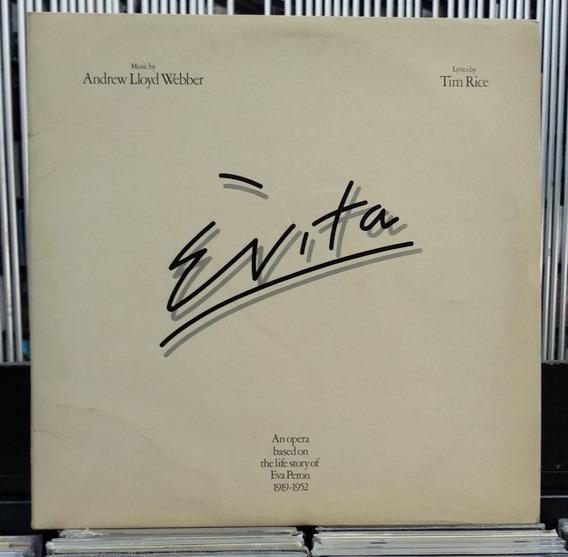 Vinilo Andrew Lloyd Webber - Evita