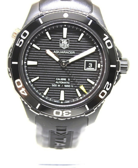 Tag Heuer Aquaracer Calibre 5 Ref. Wak2180/ft6027 , 2014