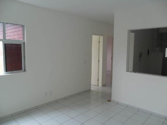 Apartamento Em Pitimbu, Natal/rn De 58m² 2 Quartos À Venda Por R$ 105.000,00 - Ap297517