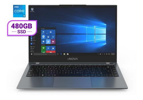 Imagen 1 de 7 de Notebook Gamer Intel Core I5 11va 14 8gb 480gb Enova Cta