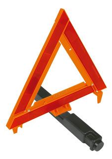 Triángulo De Seguridad De Plástico 29 Cm Truper 10943