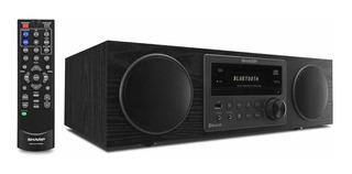 Parlante Micro Componente Bluetooth Radio Usb Sharp Cd-bh20k