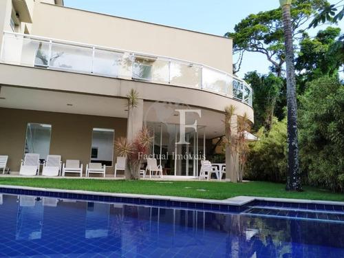 Casa Com 6 Dormitórios À Venda, 539 M² Por R$ 4.500.000,00 - Riviera De São Lourenço - Bertioga/sp - Ca2936