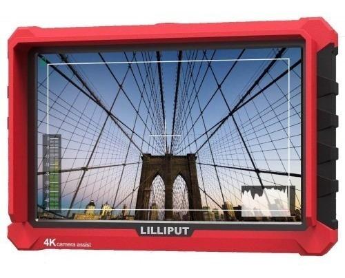 Monitor Lcd Dslr Lilliput A7s 1920x1200 4k Mirrorless Origin