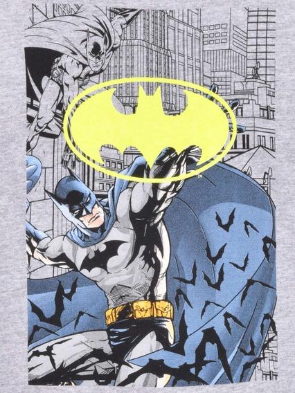 Playera Batman Comic 100% Algodón