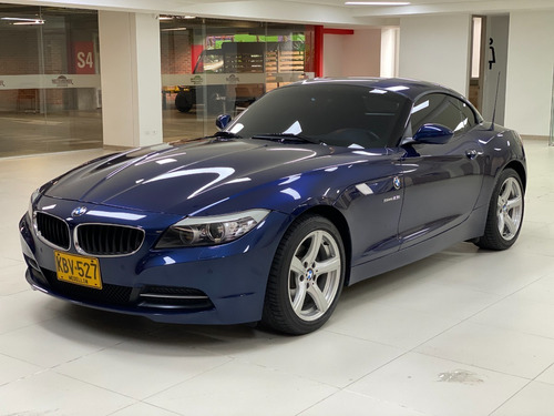 Bmw Z4 Sdrive23i Mt 2500cc Convertible  204 Hp 6 Cilindros