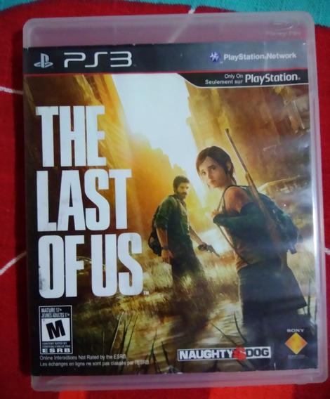 Jogo Ps3 The Last Of Us - Aceito Negociar