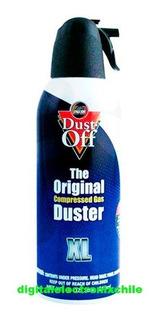 Limpieza De Pc Aire Comprimido Dust Off Profesional